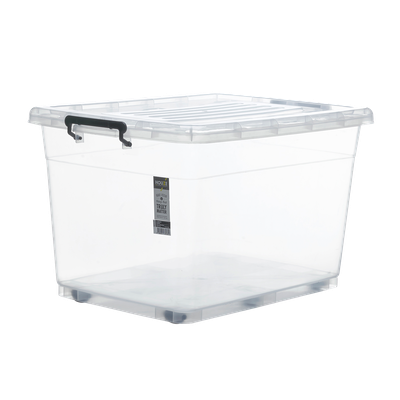 95L Storage Box with Wheels - Image 1