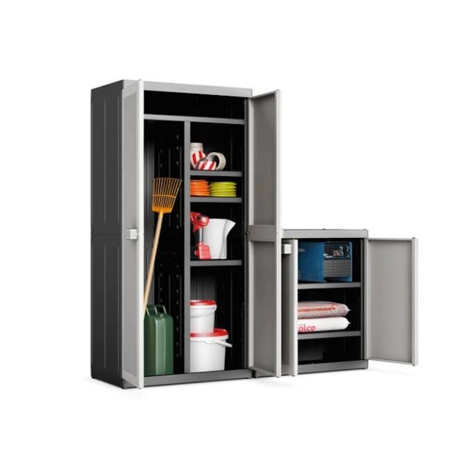 Logico XL Multipurpose Cabinet - 1