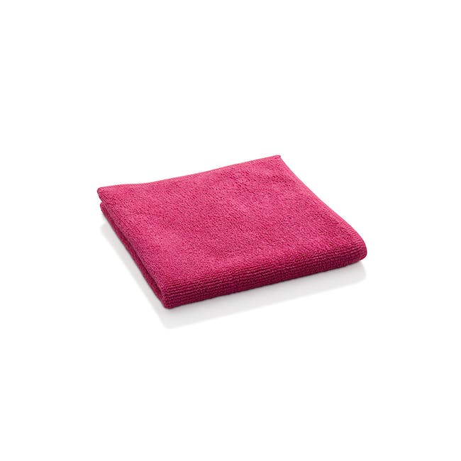 e-cloth General Purpose Eco Cleaning Cloth - Raspberry Pink - 0