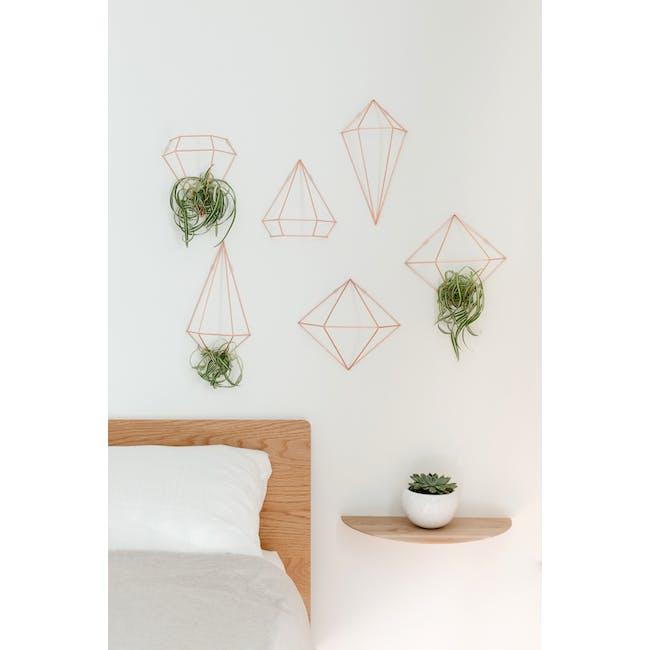 Prisma Wall Decor - Copper - 10