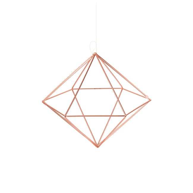 Prisma Wall Decor - Copper - 3