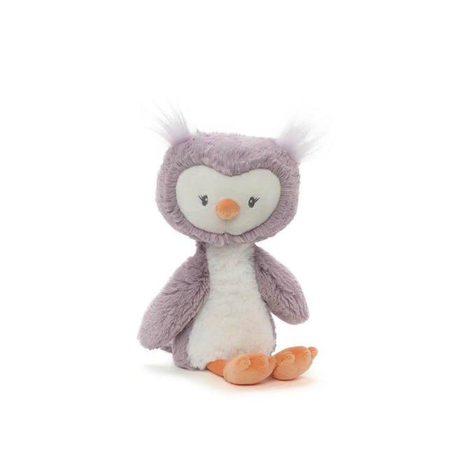 Baby Gund Toothpick Owl 12 Inches Plush Toy - 0