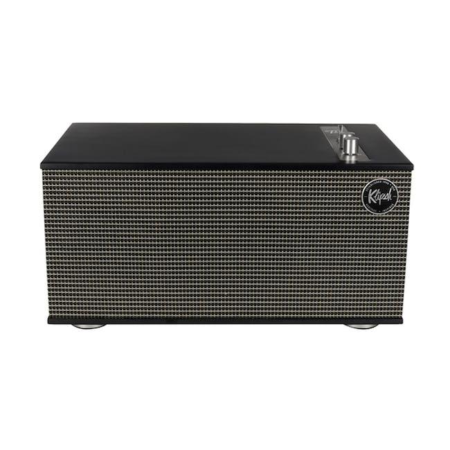 Klipsch The Three II Heritage Bluetooth Speaker - Matte Black - 0