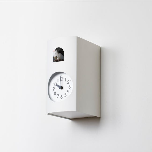 Bockoo Clock - Gray - 1