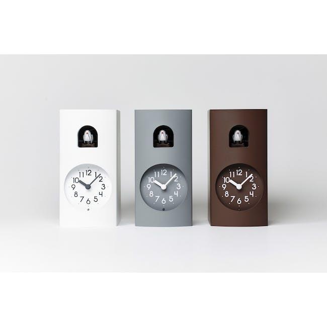 Bockoo Clock - Gray - 2