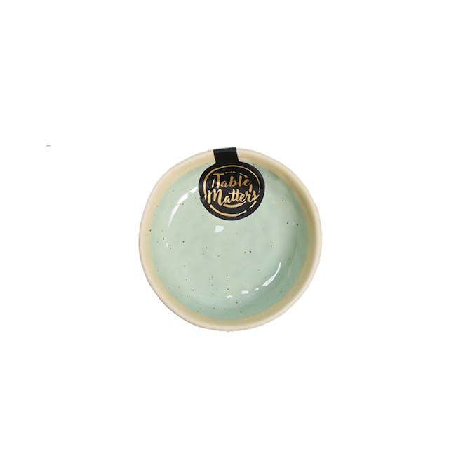 Table Matters Tsuchi Mint Saucer - 0