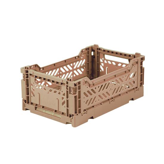 Aykasa - Aykasa Foldable Minibox - Warm Taupe