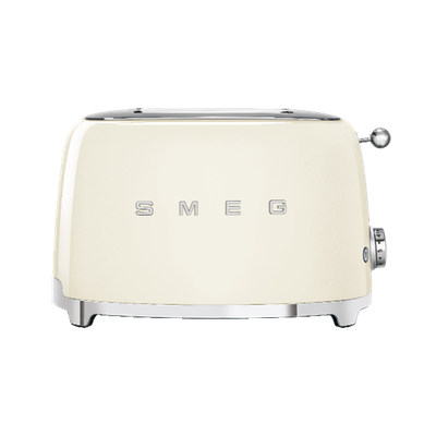 Smeg 2-Slice Toaster - Cream - Image 2