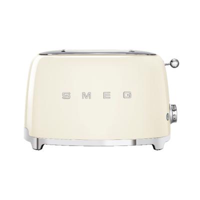 Smeg 2-Slice Toaster - Cream