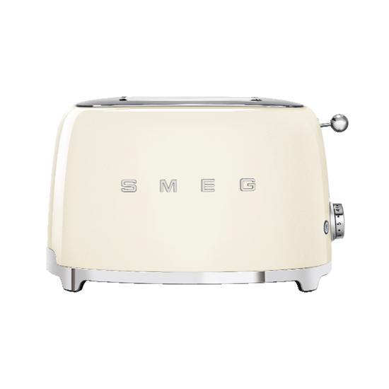 SMEG - Smeg 2-Slice Toaster - Cream