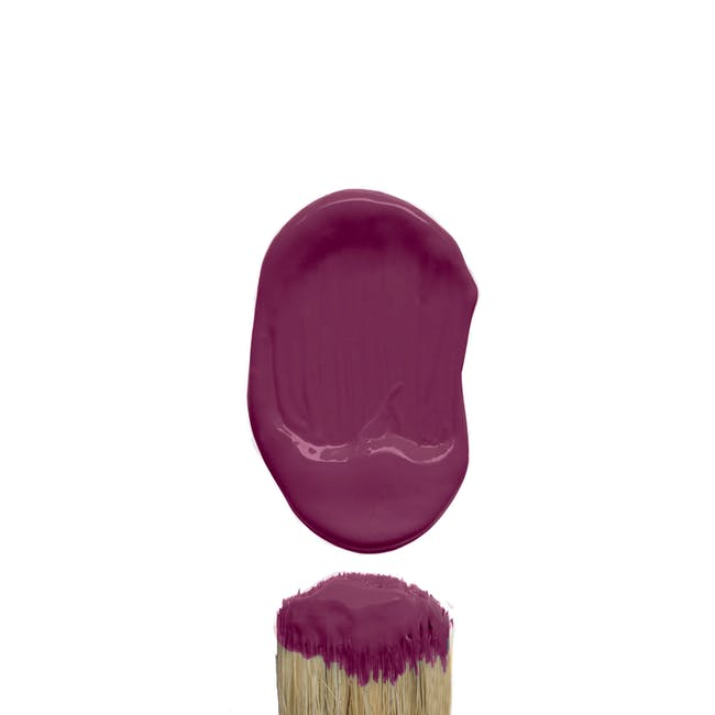 Frenchic Paint Lazy Range   Plum Pudding - 0
