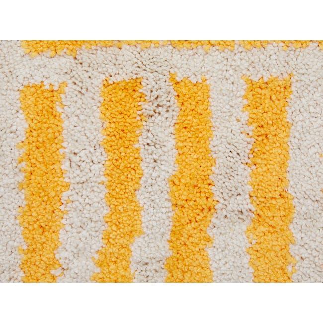 Linie Nordic Runner Rug - Yellow - 1