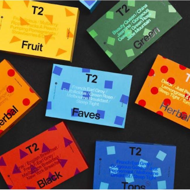 T2 Fives - Green (Looseleaf) - 2