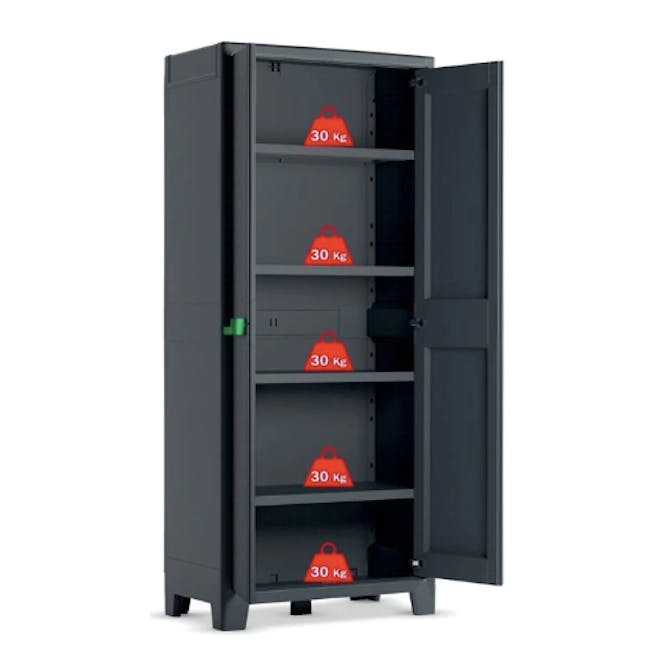 Moby Utility Cabinet - 2