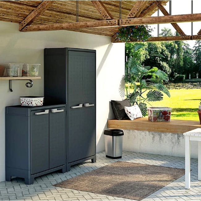 Moby Utility Cabinet - 3