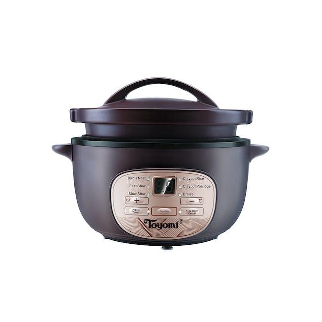 Toyomi Micro-Com High Heat Stew Cooker 1.2L - SC 1235 - 1