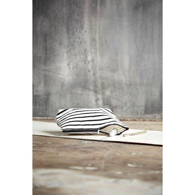Stripes Toiletry Bag - 1