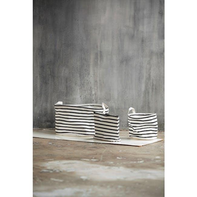 Stripes Toiletry Bag - 3