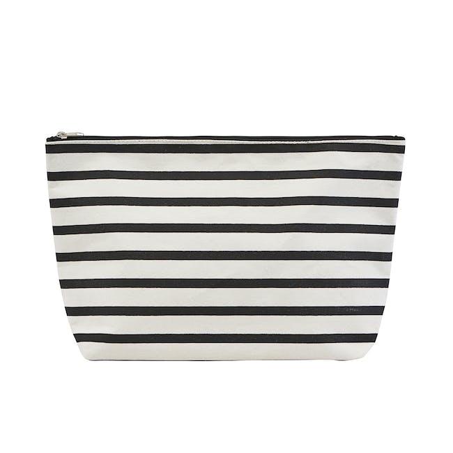 Stripes Toiletry Bag - 0