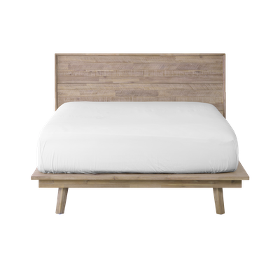 Leland Queen Platform Bed - Image 1