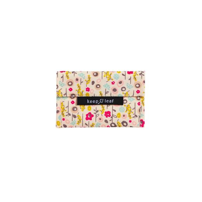 Reusable Snack Bag - Bloom (Size M) - 0