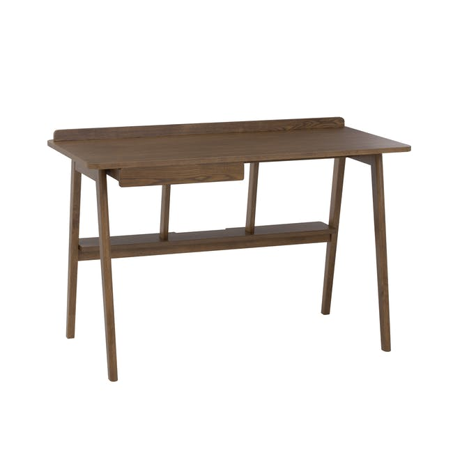 Colt Study Desk 1.2m - Walnut - 0