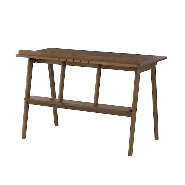 Colt Study Desk 1.2m - Walnut - 6