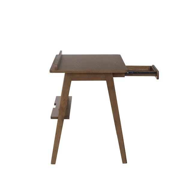 Colt Study Desk 1.2m - Walnut - 5
