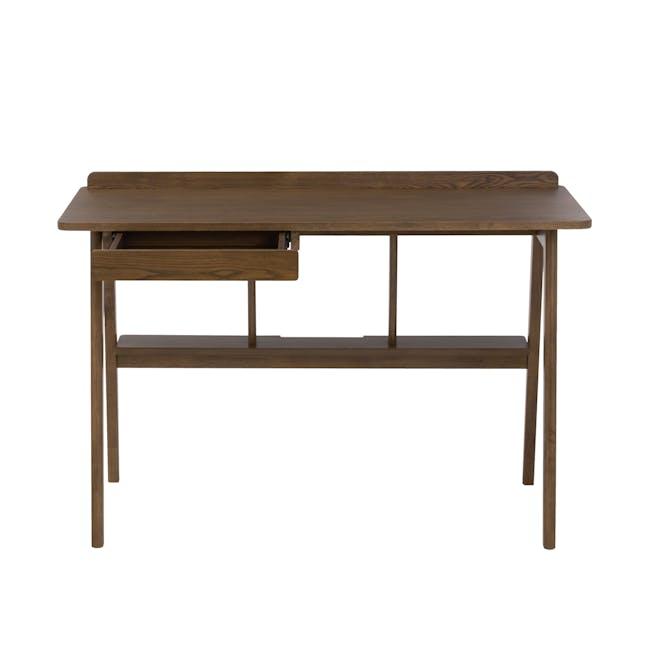 Colt Study Desk 1.2m - Walnut - 3