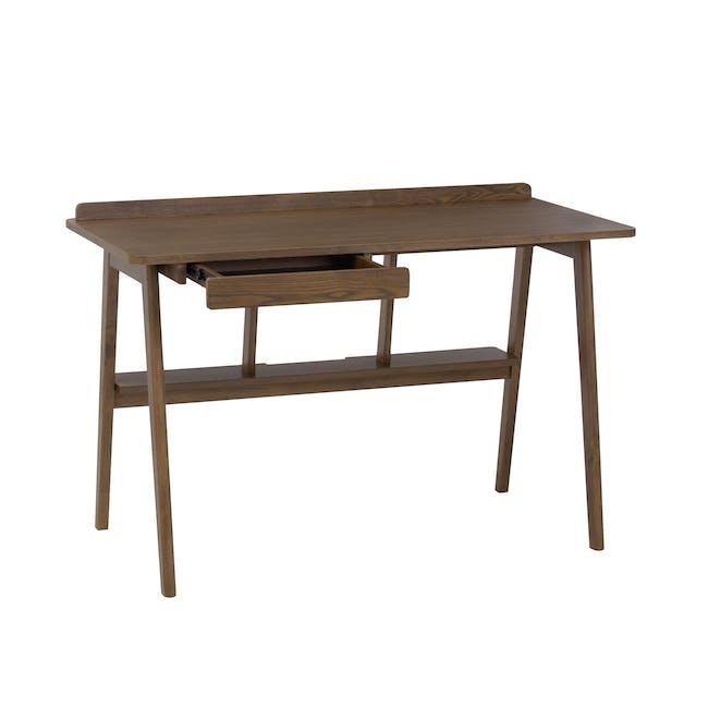 Colt Study Desk 1.2m - Walnut - 1