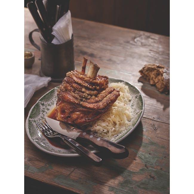Tramontina 4pc Steak Cutlery Set - Brown - 3