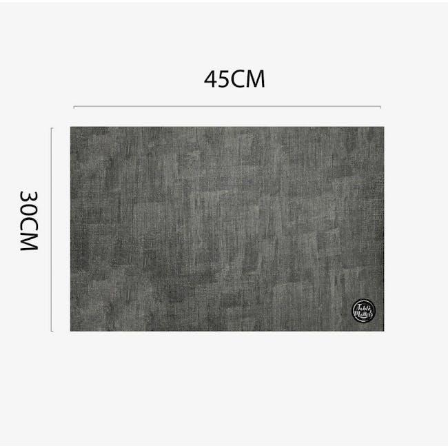 Patches Placement - Black (PVC) - 3