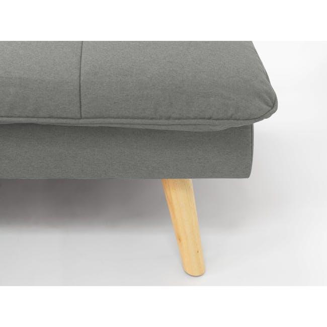 Jen Sofa Bed - Pigeon Grey - 8