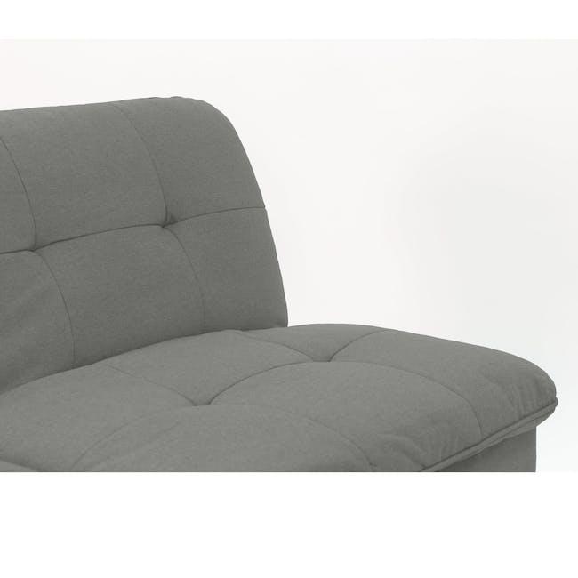 Jen Sofa Bed - Pigeon Grey - 7