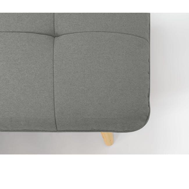 Jen Sofa Bed - Pigeon Grey - 9