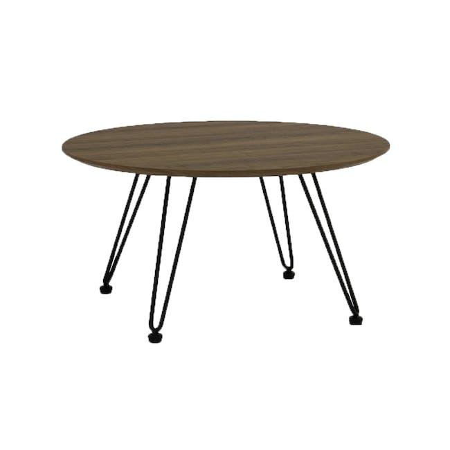 Corwin Round Coffee Table - 0