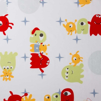 Gro To Bed Cot - Alfred & the Aliens (Bedding set) - Image 2