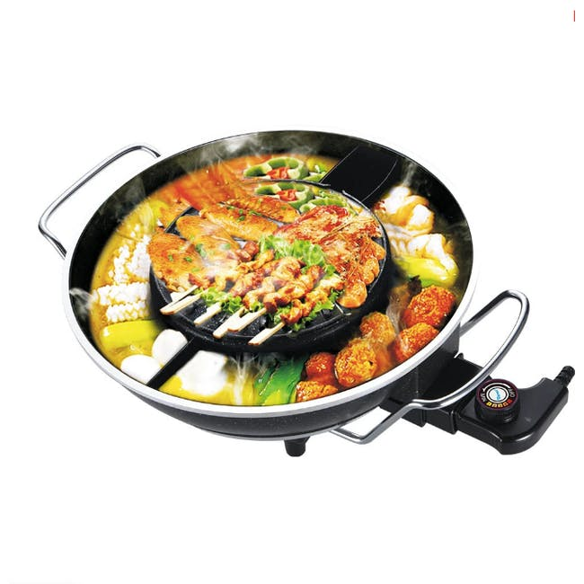 TOYOMI Electric Steamboat BBQ 8000 - 1