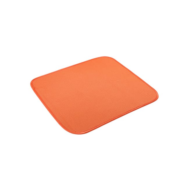 Dish Drying Mat Tangerine - 3
