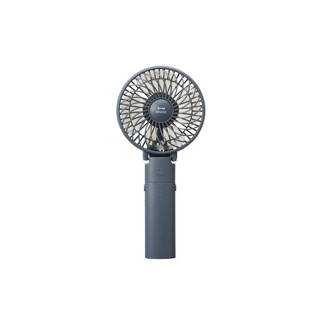 BRUNO USB Mini Fan - Navy - 0