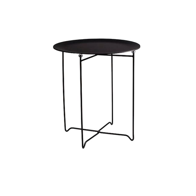 Xever Occasional Table - Black - 0