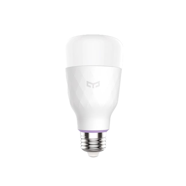 Yeelight LED Smart Bulb - Multicolor - 2