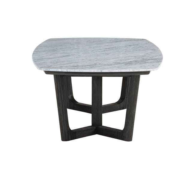 Carson Marble Coffee Table with Carson Marble Side Table - 4