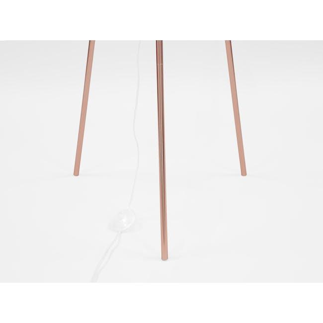 Isabella Floor Lamp - Copper - 2