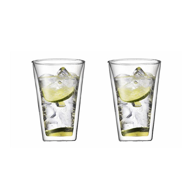 CANTEEN Double Wall Glass 0.4L (Set of 2) - 5
