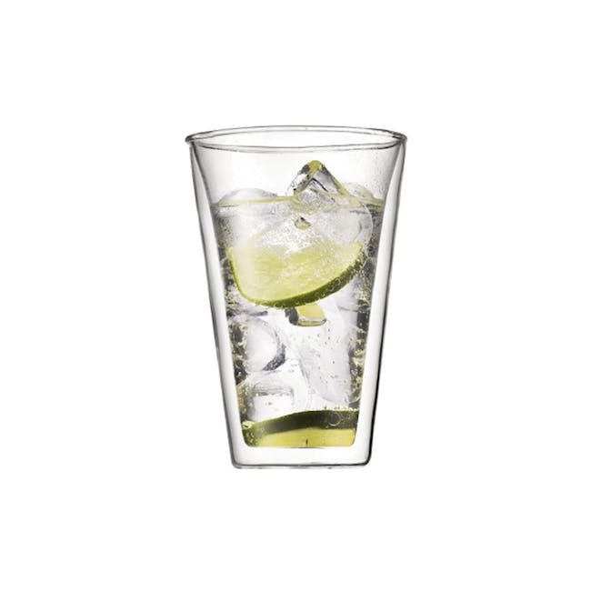 CANTEEN Double Wall Glass 0.4L (Set of 2) - 0