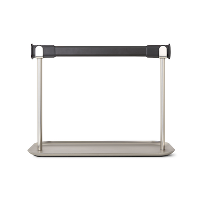 Limbo Paper Towel Holder with Tray - Image 2