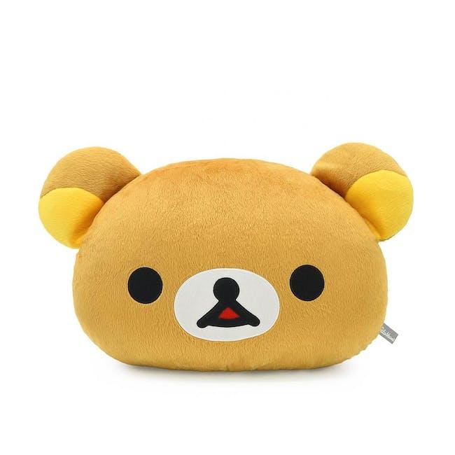 Rilakkuma Warm Hand Cushion - Smile - 0