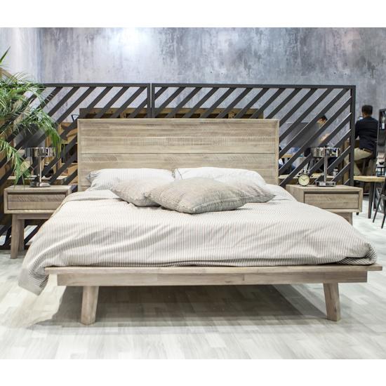 Leland by HipVan - Leland King Platform Bed