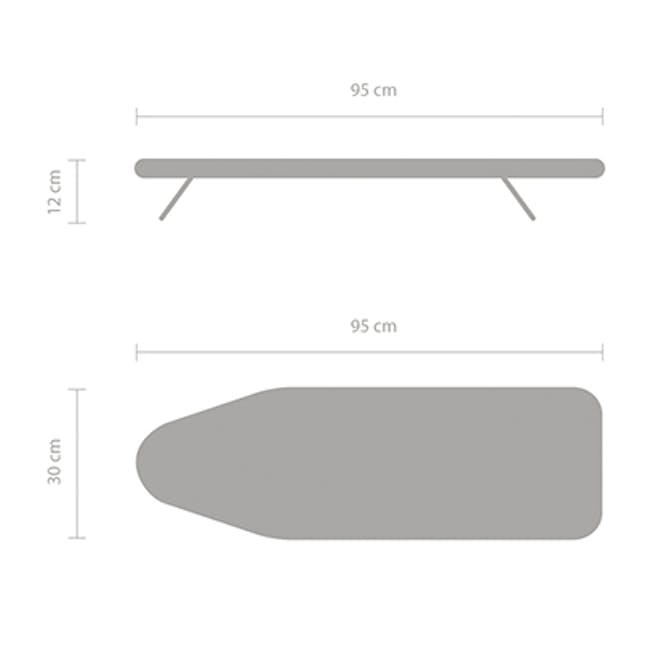 Table Ironing Board - Morning Breeze - 4